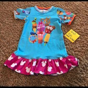 Disney Snacks Dress!